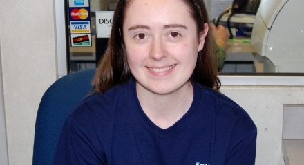 Mitzi, Academy Ford's Warranty Administrator