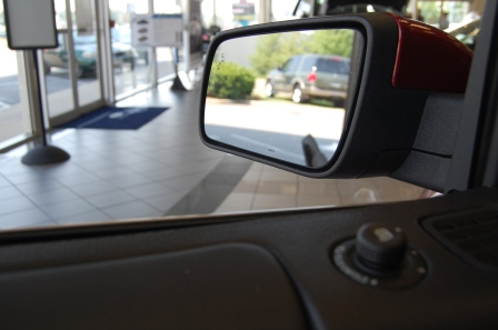 PowerFold Exterior Side Mirrors
