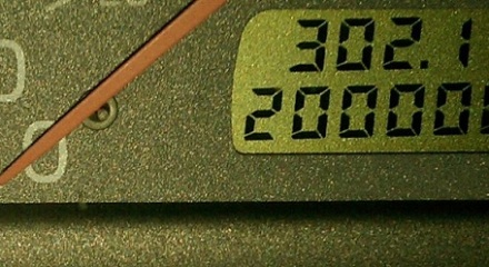 200,000 Mile Odometer, It Does Exist!