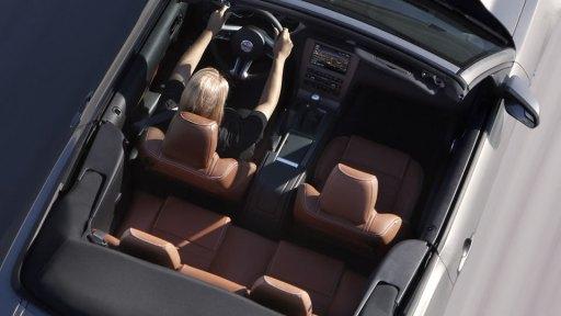 2013 Ford Mustang Convertible Interior