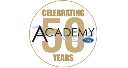 Academy Ford, Celebrating 50 Years