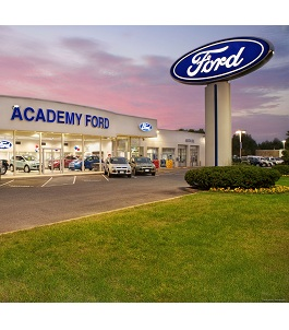 Academy Ford, Family Owned and Operated for 50 years