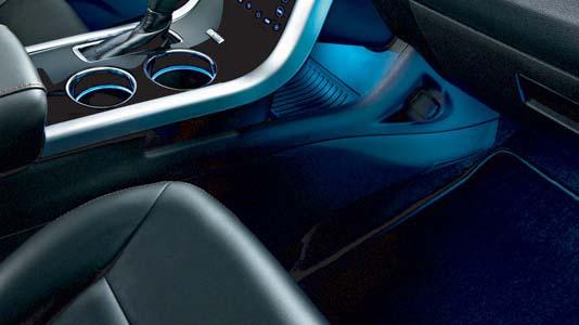 car ambient lighting car mood lighting