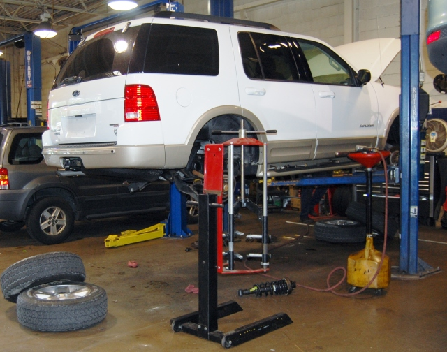 Academy Ford Service