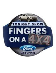Fingers On A 4x4